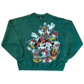 Vintage 90s Disney Christmas Sweater