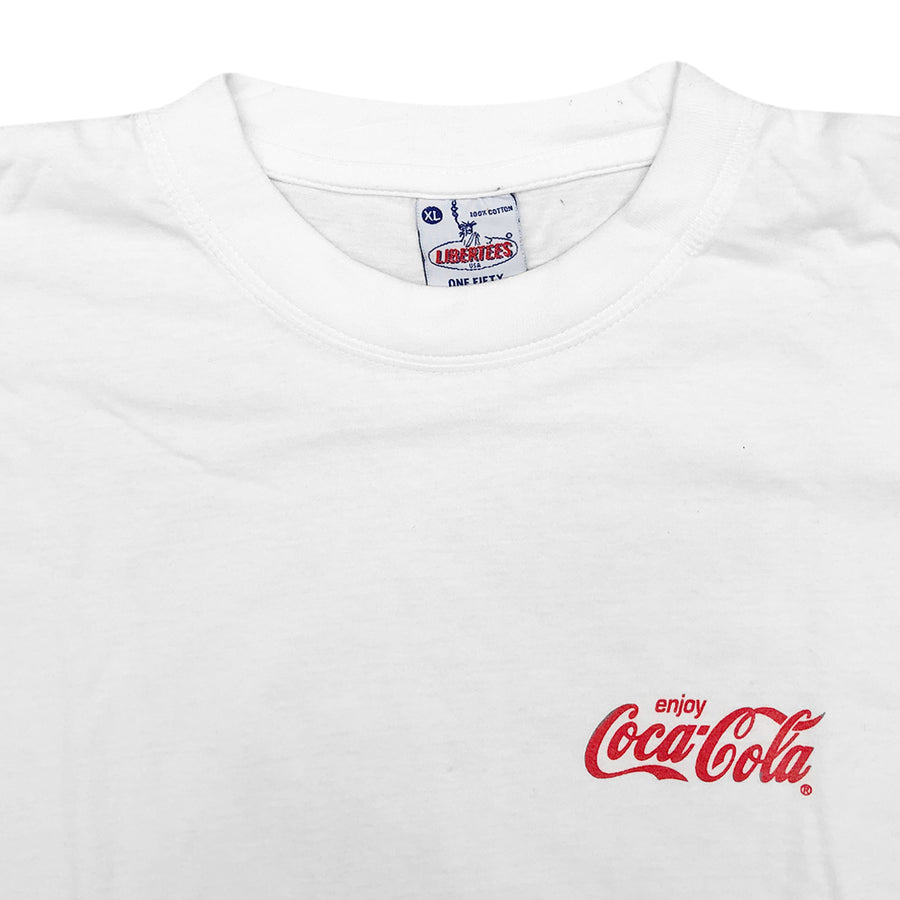 Vintage 90s Enjoy Coca-Cola T-Shirt