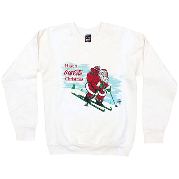 Vintage 90s Have A Coca-Cola Christmas Sweater