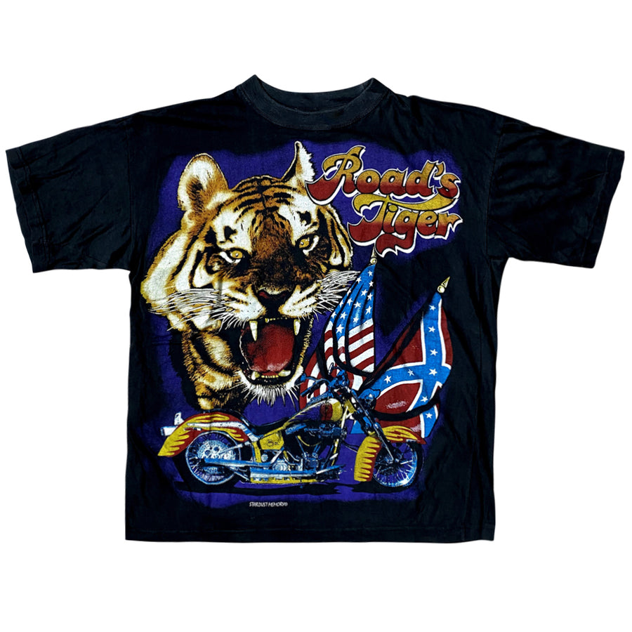 Vintage 90s Road's Tiger T-Shirt