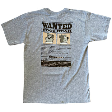 Vintage 90s Yellowstone Park 'Wanted Yogi Bear' T-Shirt