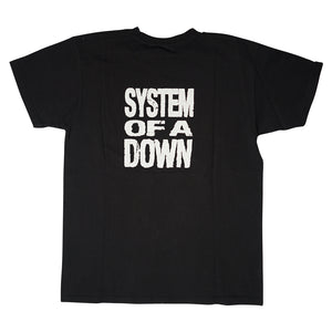 Vintage 2001 System Of A Down 'Toxicity' T-Shirt
