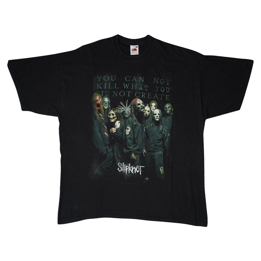 Vintage 2007 Slipknot 'You Can Not Kill What You Did Not Create' T-Shirt