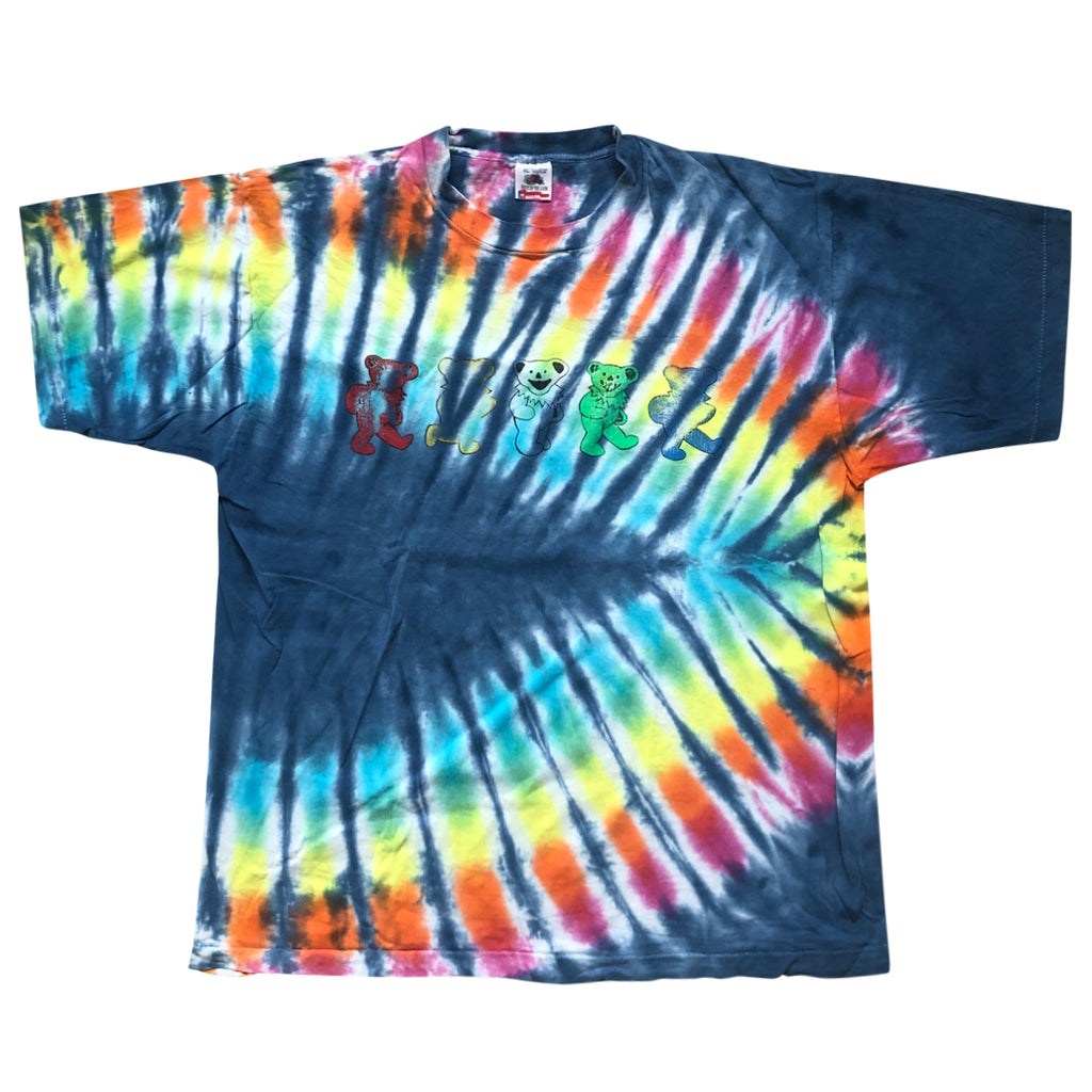 Vintage 90s Grateful Dead 'Dancing Bears' T-Shirt