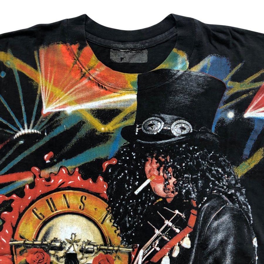 Vintage 90s Guns N' Roses 'Slash' T-Shirt