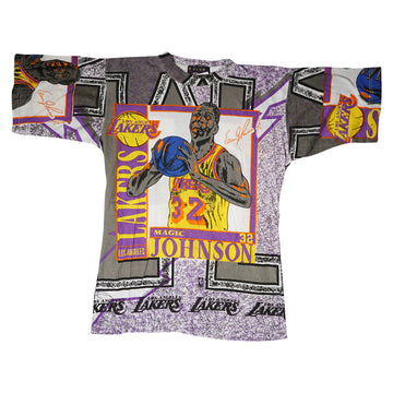 Vintage 90s Magic Johnson T-Shirt