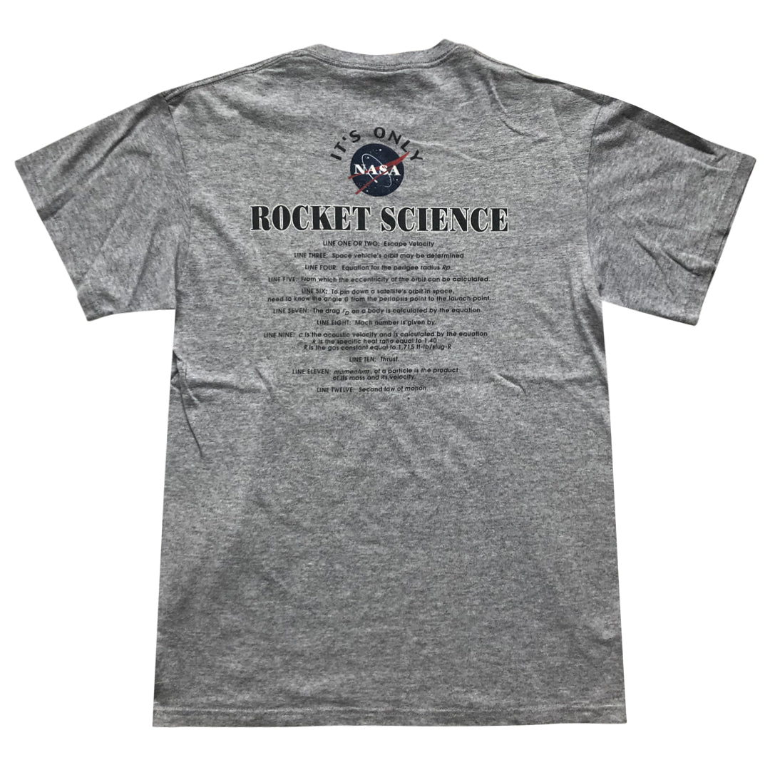 Vintage 90s NASA 'Kennedy Space Center' T-Shirt