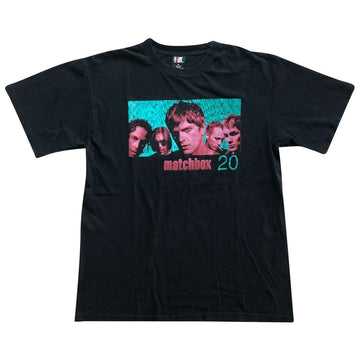 Vintage 1997 Matchbox 20 T-Shirt