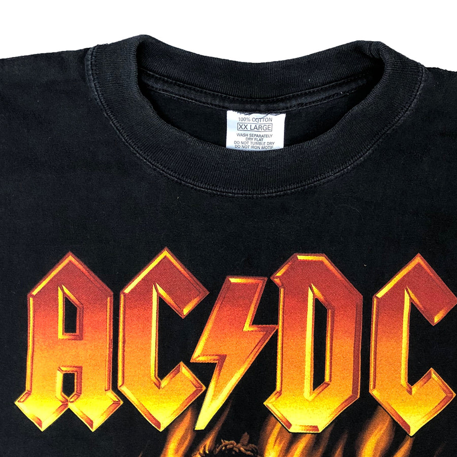 Vintage 1998 AC/DC Long Live Rock T-shirt