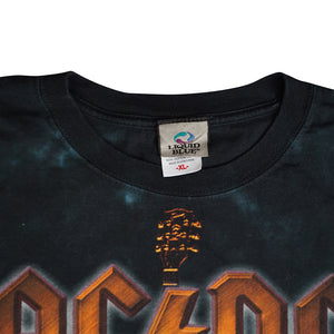 Vintage 90s AC/DC 'Hell's Bells' T-Shirt