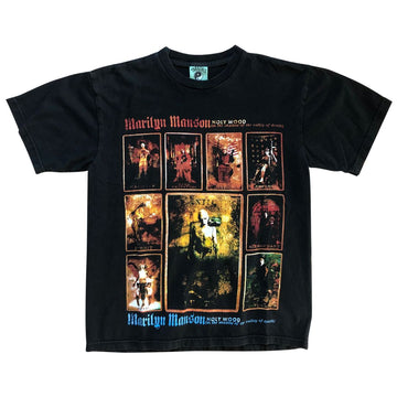 Vintage 2000 Marilyn Manson 'Holy Wood' T-Shirt