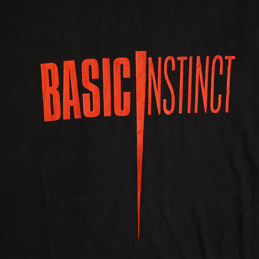 Vintage 1992 Basic Instinct T-Shirt