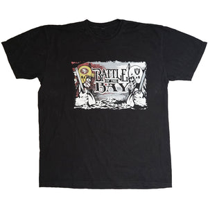 Vintage 2000s NFL Raiders vs. 49ers 'Battle Of The Bay' T-Shirt