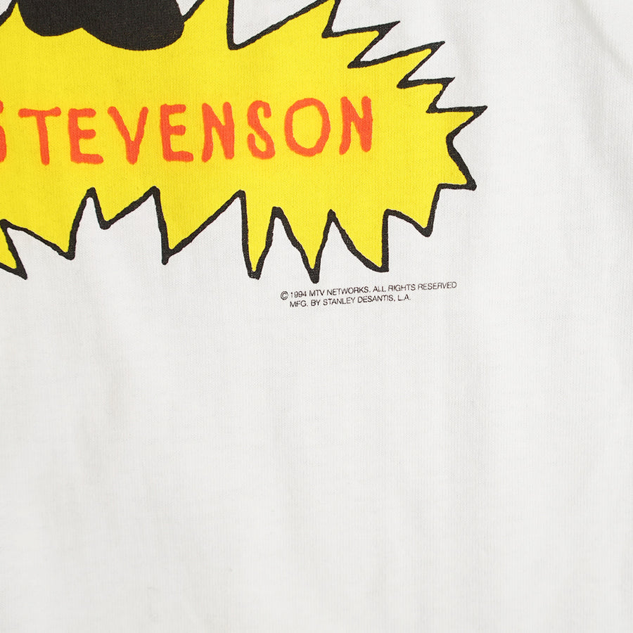 Vintage 1994 Beavis And Butt-Head 'Stewart Stevenson' T-Shirt