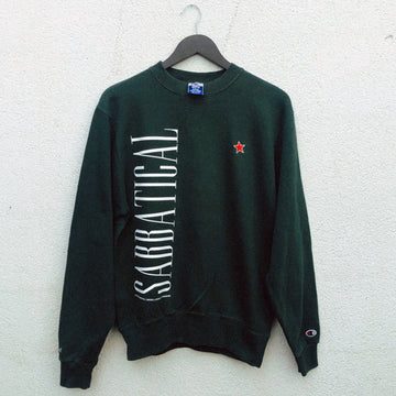 Vintage 90s Sabbatical Champion 'Scottie' Sweater