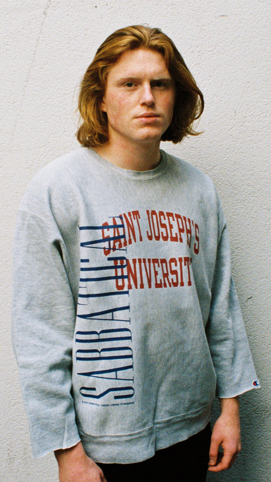 Vintage 90s Sabbatical Champion 'Anthony' Sweater