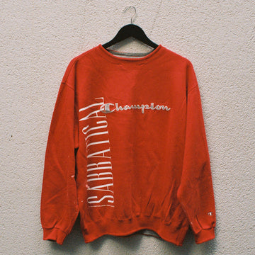 Vintage 90s Sabbatical Champion 'Kyle' Sweater