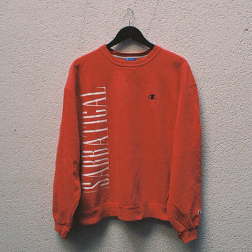 Vintage 90s Sabbatical Champion 'Billy' Sweater