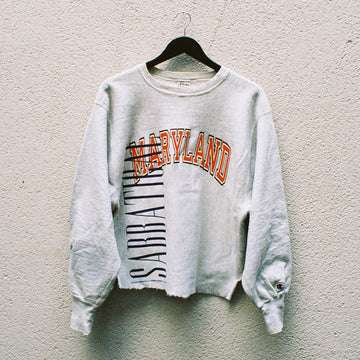 Vintage 90s Sabbatical Champion 'Ashley' Sweater