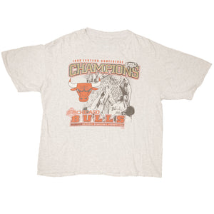 Vintage 1998 Chicago Bulls 'Eastern Conference Champions' T-Shirt