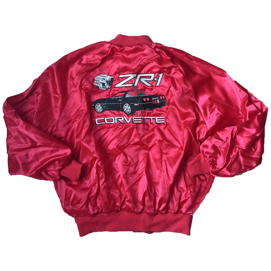 Vintage 90s ZR1 Corvette Jacket