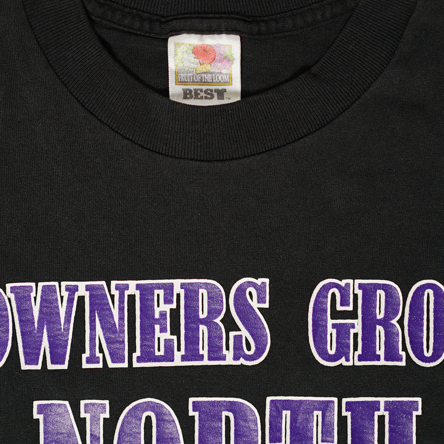 Vintage 90s Downers Grove North Speech T-Shirt