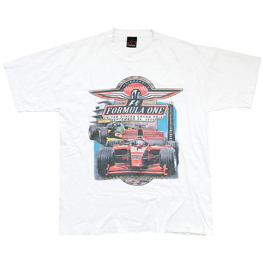 Vintage 00s United States Grand Prix T-shirt