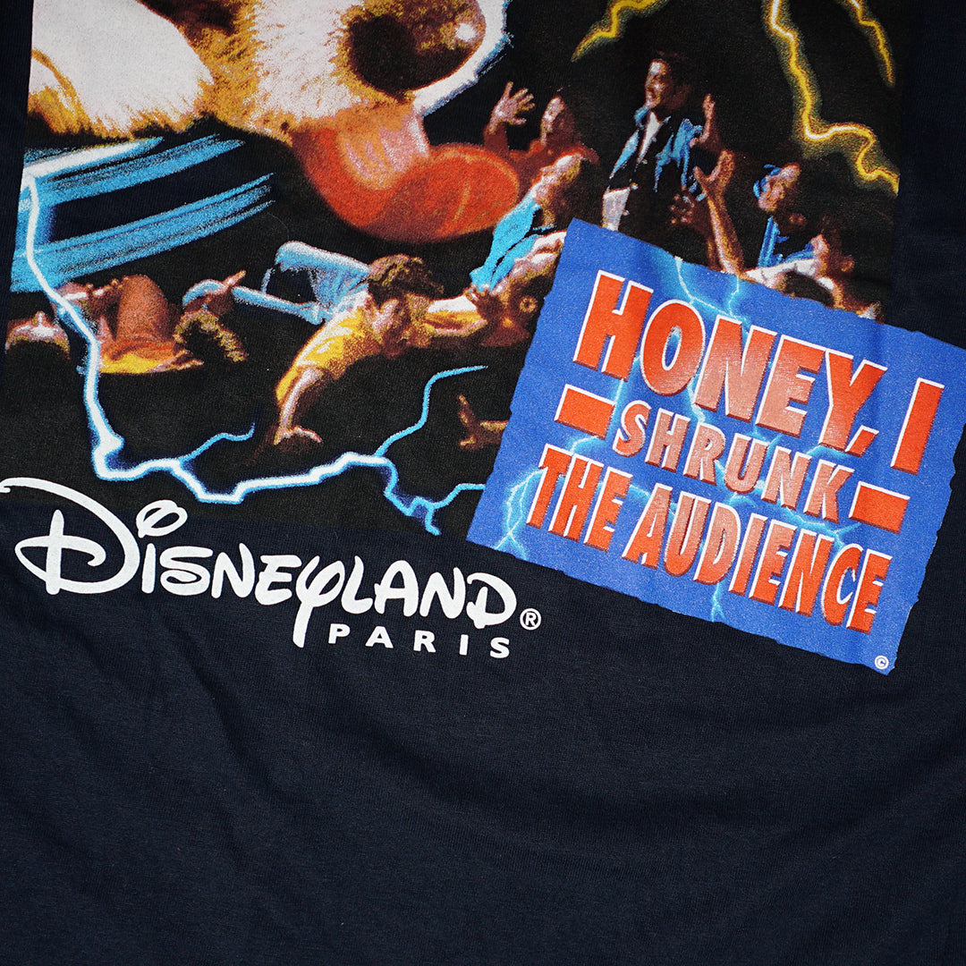 Vintage Disneyland Paris 'Honey, I Shrunk The Audience' T-Shirt
