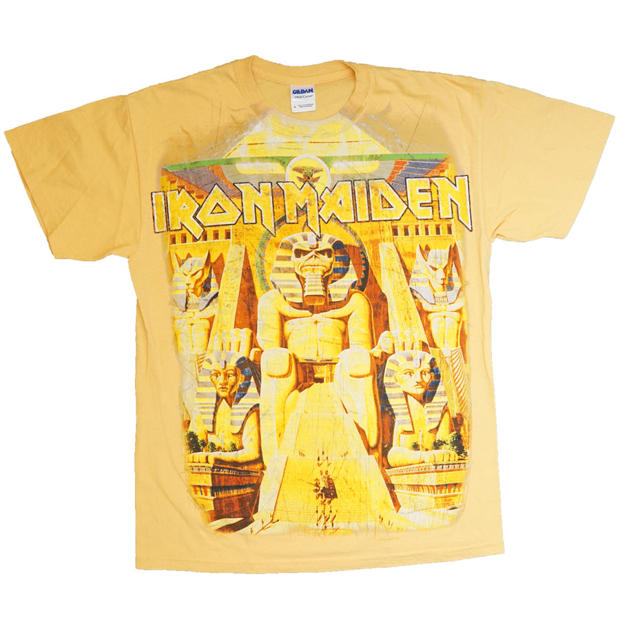 Vintage 2010 Iron Maiden 'Powerslave' T-Shirt