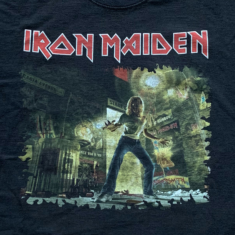Vintage 2004 Iron Maiden 'The Early Days' T-Shirt