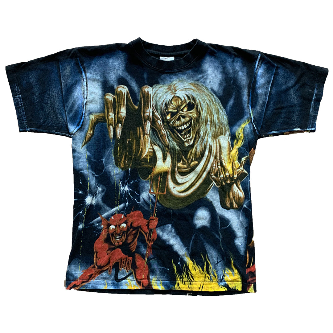Vintage 90s Iron Maiden T-Shirt