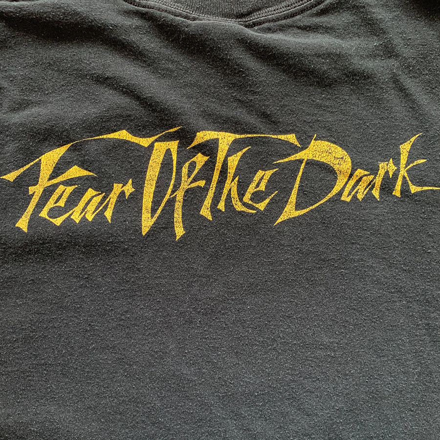 Vintage 2003 Iron Maiden 'Fear Of The Dark' T-Shirt