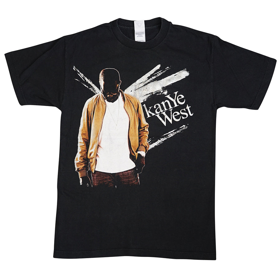 Vintage 2007 Kanye West 'Late Registration Tour' T-Shirt