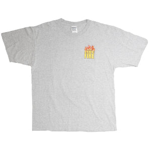 Vintage 2000s 'In The Line Of Fire' T-Shirt