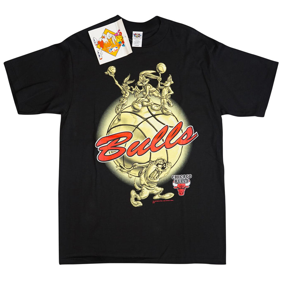 Vintage 1996 Looney Tunes 'Chicago Bulls' T-Shirt