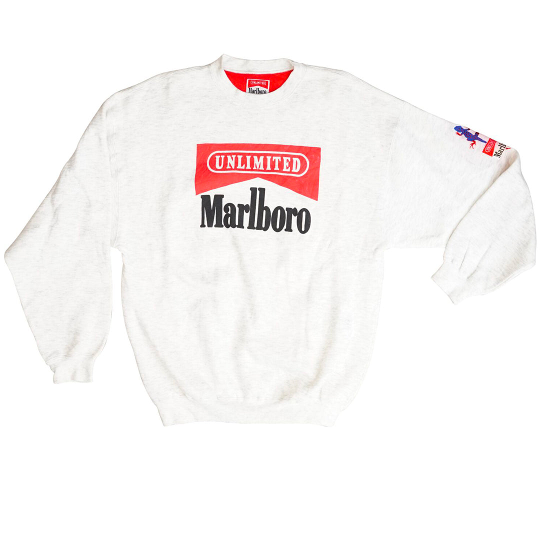 Vintage 90s Marlboro Unlimited Sweater