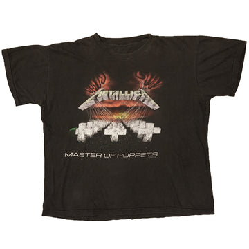Vintage 1987 Metallica 'Master Of Puppets' T-Shirt