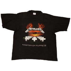 Vintage 1994 Metallica 'Master Of Puppets' T-Shirt