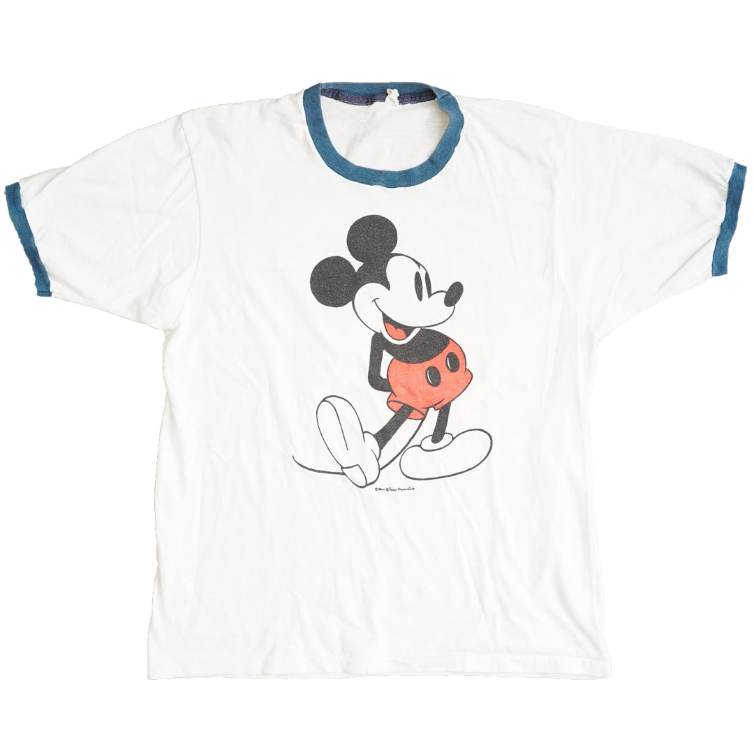 Vintage 80s Mickey Mouse T-Shirt