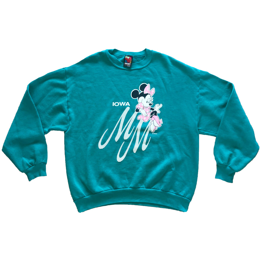 Vintage 90s Disney Iowa 'Minnie Mouse' Sweater