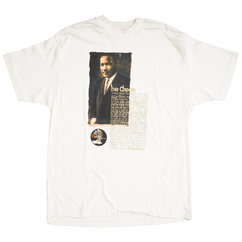 Vintage 1993 Martin Luther King Jr. 'The Dream' T-Shirt