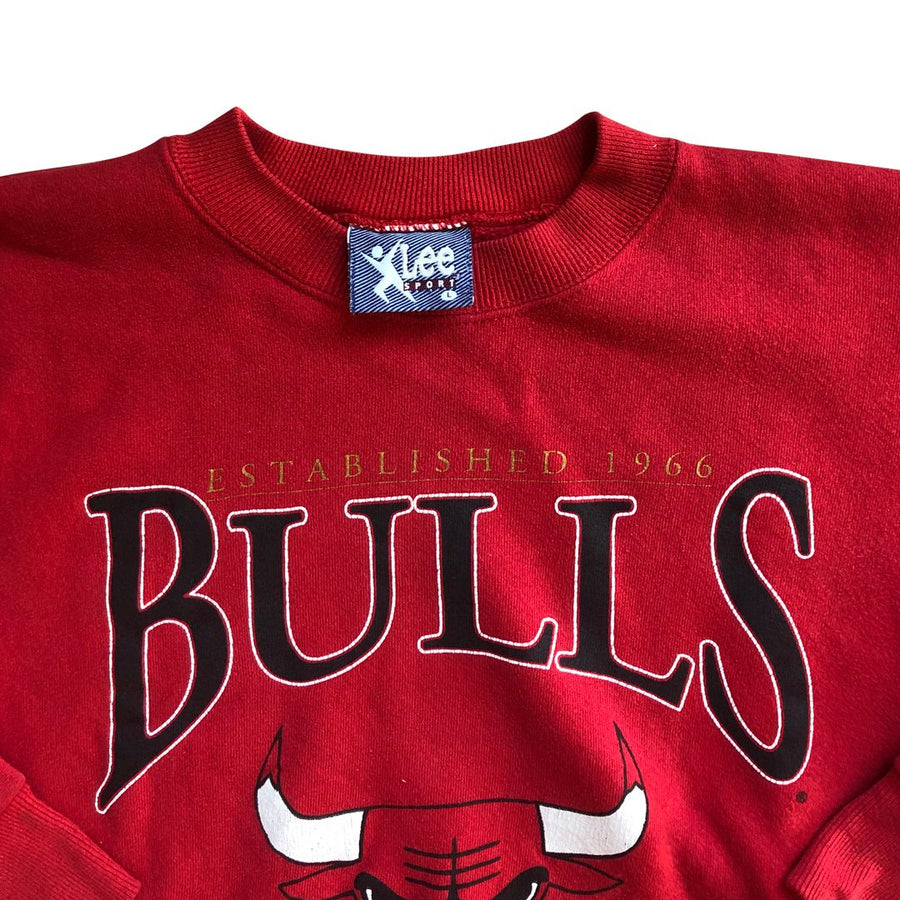 Vintage 90s Chicago Bulls Sweater