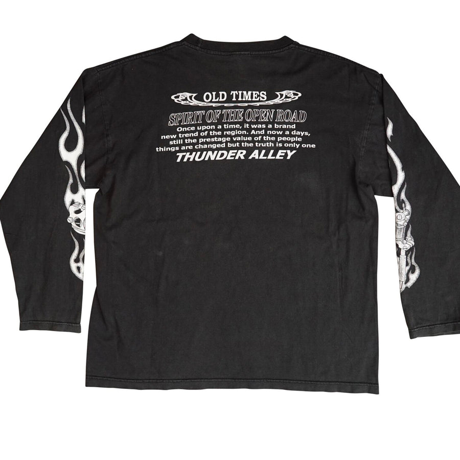 Vintage 90s American Thunder 'The Ultimate Motorcycle' Longsleeve