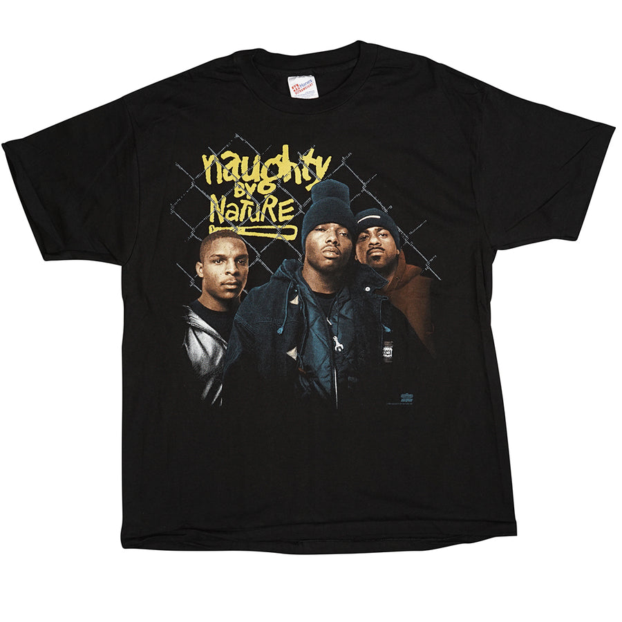 Vintage 1993 Naughty By Nature T-Shirt