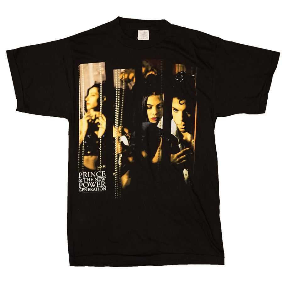 Vintage 1991 Prince 'And The New Power Generation' T-Shirt