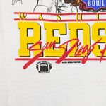 Vintage 1987 Washington Redskins 'NFC Champs' T-Shirt