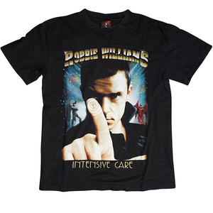 Vintage 2006 Robbie Williams 'Intensive Care Tour' T-Shirt