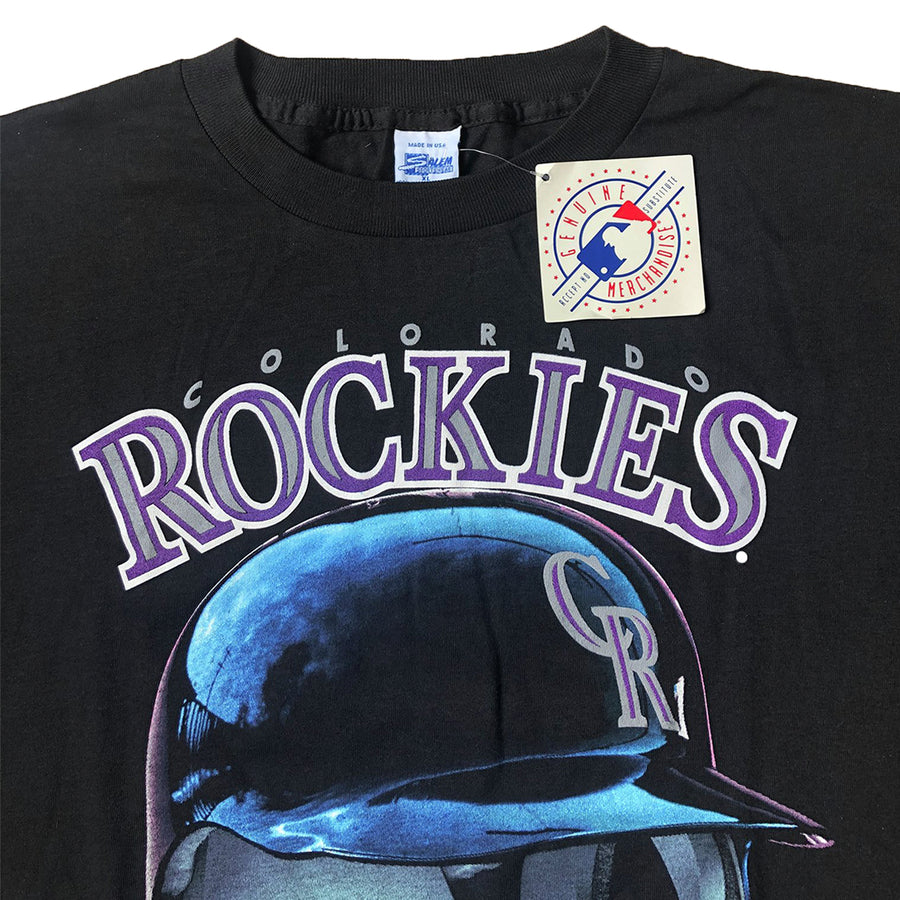 Vintage 1992 Colorado Rockies T-Shirt