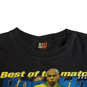 Vintage 1998 Ronaldo 'Best Of The Match' T-Shirt
