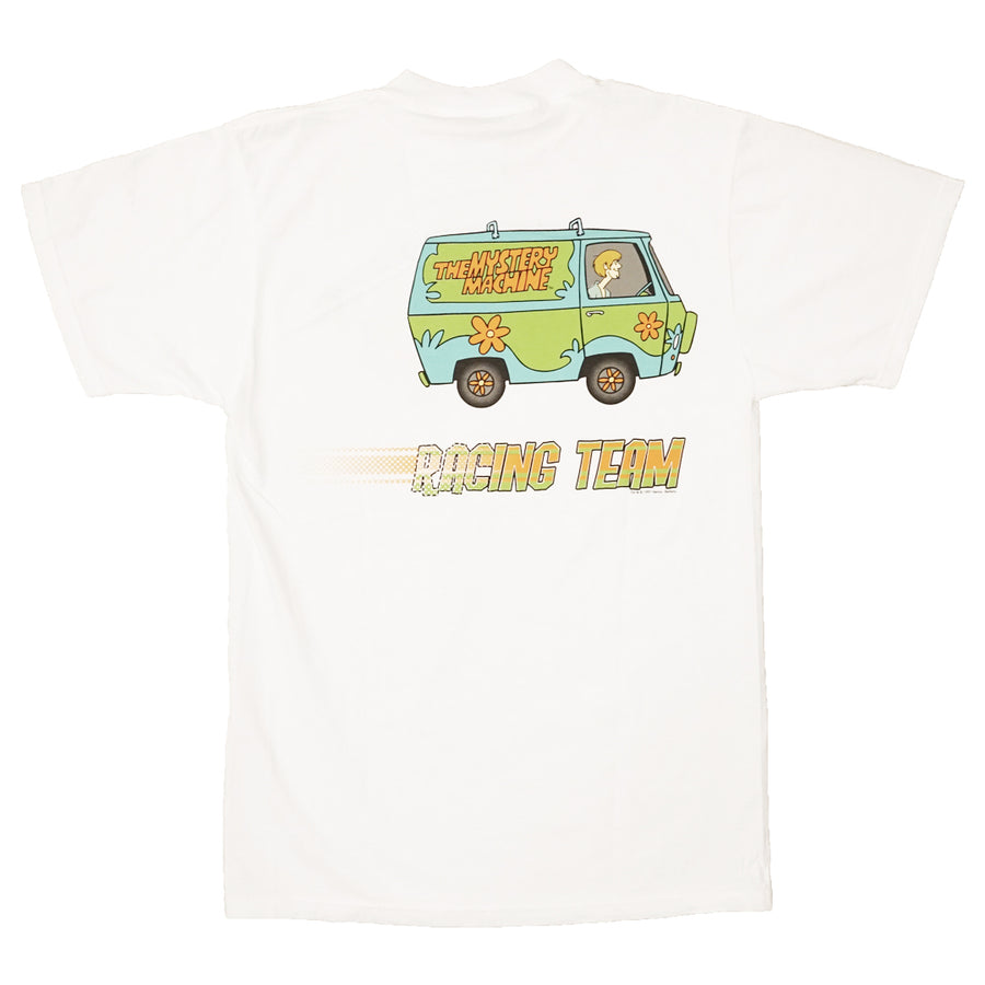 Vintage 1997 Scooby Doo 'Racing Team' T-Shirt